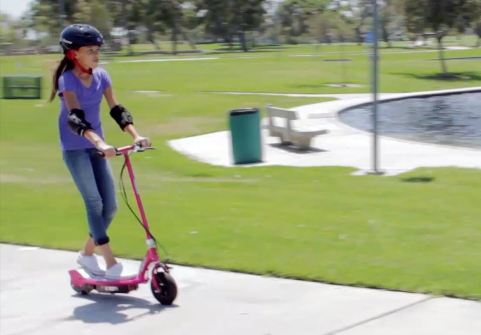 Girls Electric Scooters