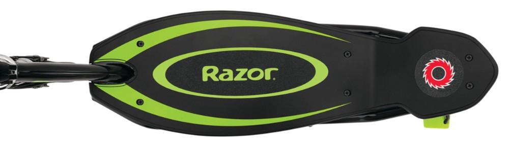 Razor Power Core E90 Green Electric Scooter Kids 2