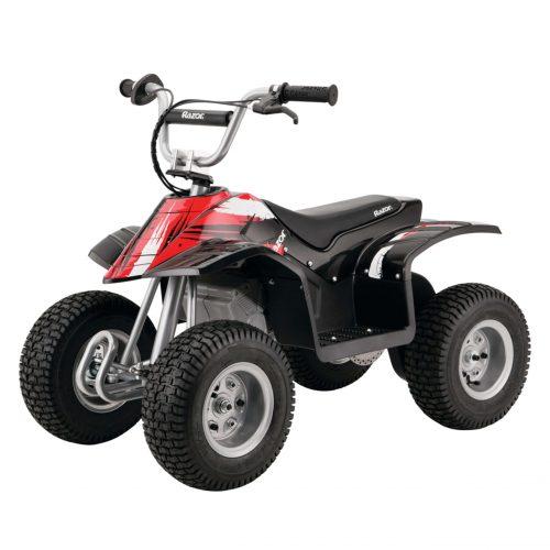 Razor Dirt Quad Black 24 Volt Main